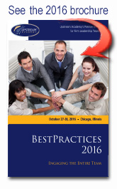 BestPractices Conference Brochure