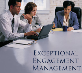Exceptional Engagement Management