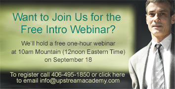 Register for the free intro webinar on June 29.